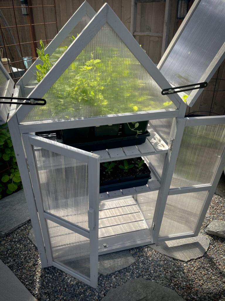 Favorite gardening Tools 27. Favorite greenhouse cabinet gardening tool